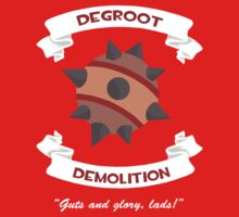 Degroot Demolition RED by plazzy