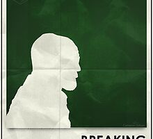 Breaking Bad season 1 minimalist poster by HershelGreene