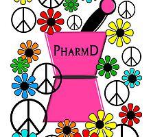 Pharmacist T-Shirt Pestle and Mortar by gailg1957