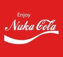 Enjoy Nuka Cola by cuteincarnate