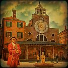 Venice... San Giacomo di Rialto. by egold