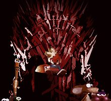 Conker of Thrones by Astrom