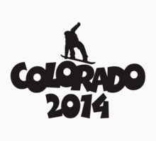 2014 Colorado Snowboarding Apres Ski Design by theshirtshops