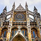 Westminster Abbey by PatiDesigns