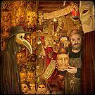 Venice... The Mask Maker by egold
