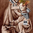 Dada with Christ Child. by - nawroski -
