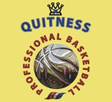 Quitness Collectors Tee-shirt and Stickers. by nhk999