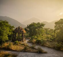 Mesmerizing Morning, Uparkot Fort, Junagadh, Gujarat by Biren Brahmbhatt