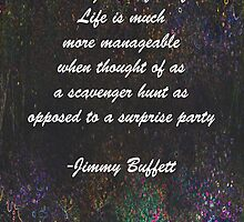 Jimmy Buffett Quote by pretaparis