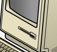 The Original Mac 128 Sticker