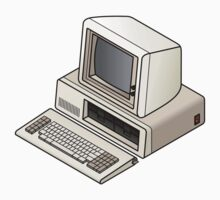 IBM PC 5150 by Zern Liew