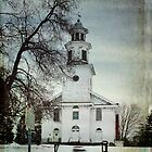 Bloomingburgh NY Dutch Reformed Church by PineSinger