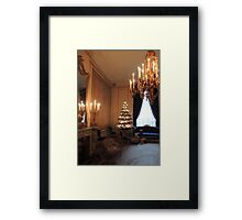 1895: Christmas in Amsterdam Framed Print