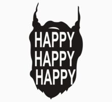 Happy Happy Happy by mike desolunk