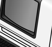 Serial Terminal Sticker