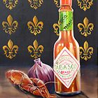 A New Orleans Still Life by Phyllis Beiser