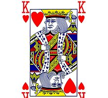 Smartphone Case - King of Hearts by Mark Podger