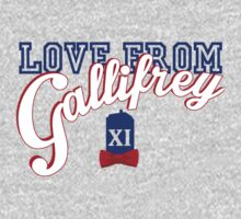 Love from Gallifrey by QuinOfWesteros