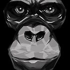Mister Gorilla by JoeConde