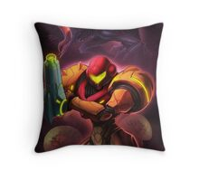 Another M Throw Pillow