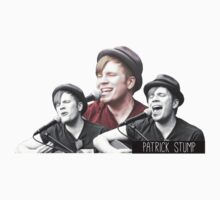 Patrick Stump by Qistina Iskandar