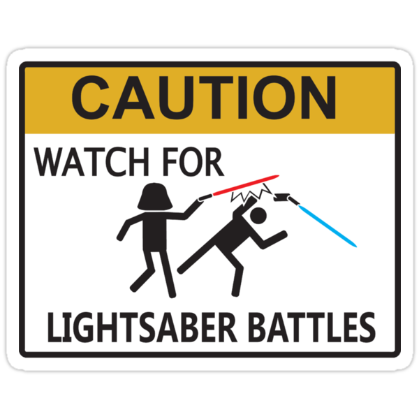 Lightsaber Battles by Ben DeFever