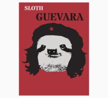 Sloth Geuvara by Rob Price