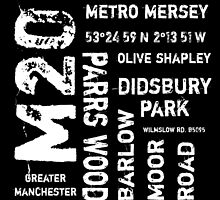 Didsbury Card by maxblack