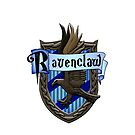 Harry Potter Ravenclaw logo by LPdesigns