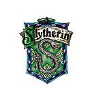 Harry Potter Slytherin Logo by LPdesigns