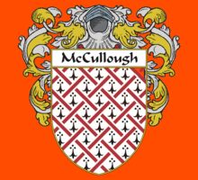 McCullough Coat of Arms/Family Crest Kids Clothes