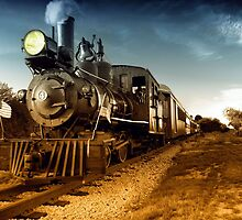 Train by Albo92