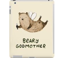 Beary Godmother iPad Case/Skin