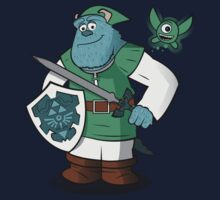 Monsters Link by GordonBDesigns