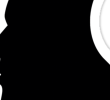 deGeneration Apple Sticker