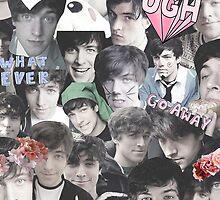 kickthepj collage by literallystick