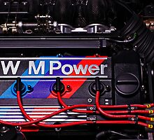 BMW M Power by Martyn Franklin