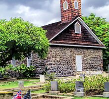 Makena Church 10 by Dawn Eshelman