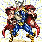 Thor by JohnnyGolden