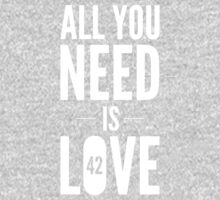 "Kevin Love T-shirt - ""All You Need Is Love"" (NBA Minnesota Timberwolves) by gsic"