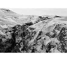 No mans land Photographic Print