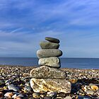 Pebbles and Rocks by George Standen