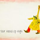 Hold Your Head Up High by Marilyn Cornwell