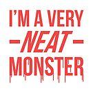 Dexter typography by samdesigns