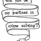 Partner in crime solving by Emma Harckham
