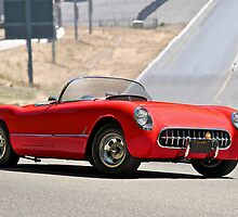1954 Corvette Roadster by DaveKoontz