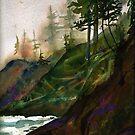 Washington Coast by Sally Griffin