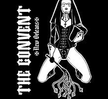 The Convent New Orleans iPad by Robert Tritthardt