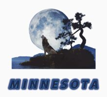 Minnesota Collector T-Shirt and Stickers by nhk999