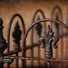 Graveyard Adornments #08  by Malcolm Heberle